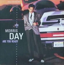 "Morris Day - Are You Ready: 3 Mixe (12"" Warner-Records Maxi-Single USA 1988)"
