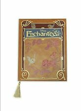 More details for new disney store enchanted a4 replica journal notebook book gizelle robert