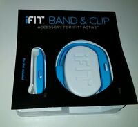 iFit Band and Clip Blue (Accessory Kit Only)