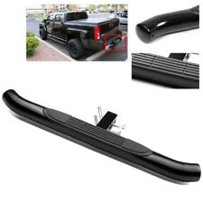 "37"" Long/3"" Tube Black Rear Bumper Hitch Step for Truck/Pickup/SUV 2"" Receiver"