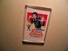 ELVIS PRESLEY   KING CREOLE    FILM POSTER  FRIDGE MAGNET