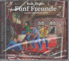 Fünf Freunde und der unheimliche Mönch Hörbuch NEU Enid Blyton Folge 43