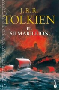 SILMARILLION JRR Tolkien 1st Edition Spanish Book Libro ESPAÑOL