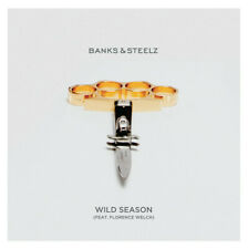 SEALED _ BANKS/STEELZ - Wild Season Florence Welch and the machine