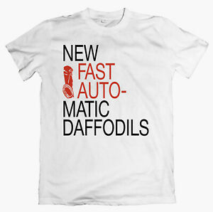 NEW FAST AUTOMATIC DAFFODILS T-shirt/Long Sleeve inspiral carpets cud new fads
