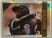 2020 Topps Gallery LUIS ROBERT RC Rainbow Foil SP! #144 Chicago White Sox ROY?