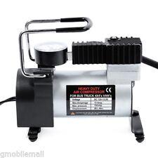12V Car Electric Inflator Pump Single-cylinder Air Compressor 150PSI Pressure