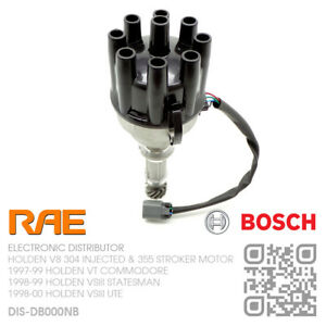 RAE DISTRIBUTOR V8 304 INJECTED 5.0L & 355 STROKER MOTOR [HOLDEN VT COMMODORE]