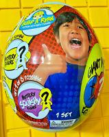 Ryans World Series 4 Giant Blue Mystery Egg Eggsclusive YouTube New Toy Kids NEW