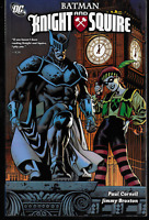 Batman: Knight & Squire by Paul Cornell & Jimmy Broxton 2011 TPB DC OOP 1st Prin