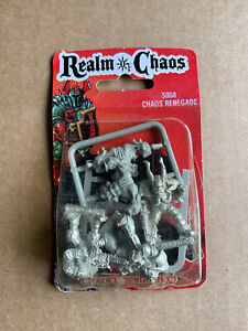 GW Warhammer 40,000 - Realm Chaos Space Marines 5008 Chaos Renegades .