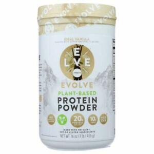 Protein Powder Vanilla 1 lbs  by Evolve