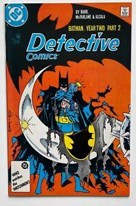 Detective Comics #576 | McFarlane Cover Batman Year Two Part 2 | NM | DC 1987