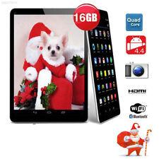 "D8B1 Cheap N98 9.0"" Android 4.4 Tablet PC Quad Core TFT Screen Wi-Fi HD Dual Cam"