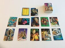 "1992 Comic Images, ""Wolverine - From Then Til Now II"", 90 Card Base Set."