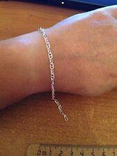 Bracelet CHAINE D'ENCRE en Argent Poinçonné 925 NEUF