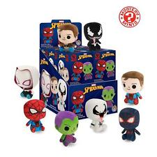 New 12 (1 Box) Spider-Man Mystery Mini Collectible Plush Figures Marvel Official