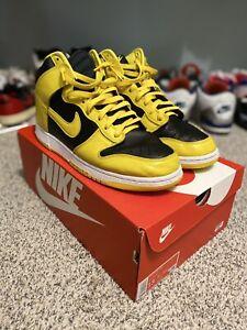 2021 Nike Dunk High Iowa Size 13
