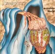 Brainless-Brainless World lim.500 CD German Trash Rarity Ala Man/Heathen