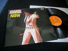 ELVIS PRESLEY- NOW VINYL ALBUM