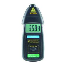 General Tools LT2234C Non-Contact Digital Laser Photo Tachometer