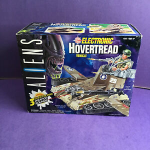 VINTAGE 1992 KENNER ALIENS ELECTRONIC HOVERTREAD VEHICLE 3 Weapon Sounds
