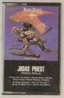 Judas Priest Rocka Rolla Cassette