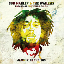 Bob Marley and The Wailers : Broadcast Collection '75-'79: Jammin' in the 70's