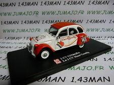 voiture 1/43 ELIGOR Autoplus CITROËN 2CV n°24 MAM GOUDIG bretagne