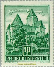 EBS Austria Österreich 1957 Heidenreichstein Castle Schloß ANK 1113x MNH**