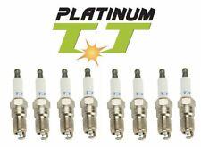 8pc DENSO PT16TT/4511 Platinum Titanium TT Plug set Pre-Gapped More Spark/Power