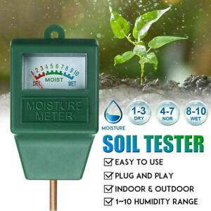 Soil MoistureTester Hygrometer Moisture Meter Indoor Outdoor Garden Plant Tool