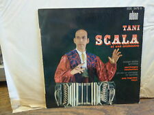 tani Scala : tango della gelosia - odéon SOE 3678 s