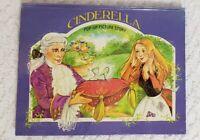 Cinderella  POP-UP  Picture Stories Book  Pamela Storey 1990 Czechoslovakia