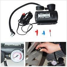 12V Portable Mini Air Compressor Auto Car Electric Tire Air Inflator Pump 300PSI