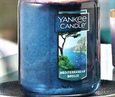 "Yankee Candle ""MEDITERRANEAN BREEZE"" Large 22 oz.~WHITE LABEL~NEW"