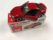 Takara Tomy Tomica 46 Toyota 86 Diecast 1/60 Scale Red Toy Car - Ships From USA