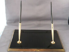 Sheaffer Vintage l940's Desk Base with new old stock ball pens and sockets