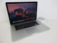 """Apple MacBook Pro 15.4"""" Mid 2014: i7-4870HQ 2.5GHz - 16GB - 256GB - Retina"""