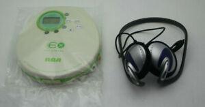 RCA RP2444 180 esp-Xtreme Personal Portable Compact CD Player Discman Walman