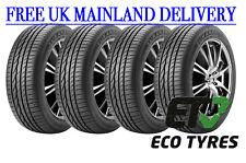 4X Tyres 205 55 R16 94W XL Bridgestone DriveGuard RFT ROF SSR Run Flat C A 70dB