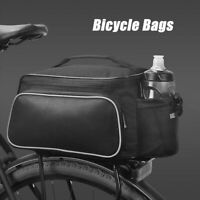 Cycling Pack Saddle Bags Bike Panniers Trunk Pouch Rear Seat Bag Bicycle Bags