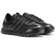 Y-3 Yohji Yamamoto Adidas Rhita Trainers Sneakers in Black Size US 8 / UK 6.5