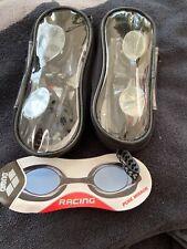Arena Goggles pure Mirror/black X2