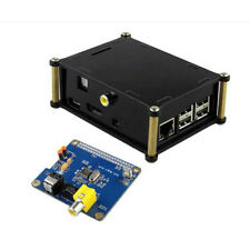 HIFI PIFI Digital Sound Card I2S SPDIF Optical Fiber Module + Acrylic Case