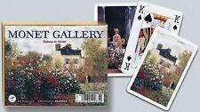 Maison de Monet Double Deck Bridge Size Playing Cards by Piatnik