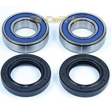 Front Wheel Ball Bearing and Seal Kit Fits SUZUKI GSX-R750 GSXR750 2011-2015