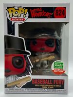 FUNKO POP BASEBALL FURY (RED) THE WARRIORS CYBER MONDAY LIMITED SHOP EXCLUSIVE