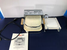 Evenheat Rapid Fire Tabletop Kiln With Manual  & Bases Works Great