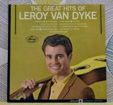 LEROY VAN DYKE - The Great Hits Of... [Vinyl LP,1963] USA Import MG20802 *EXC
